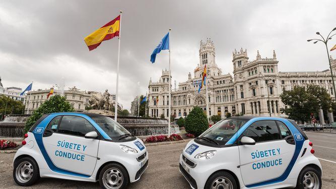 Mercedes se reestructurará para potenciar el carsharing y la conducción autónoma-alcanza-usuarios-Madrid_956015345_113869584_667x375