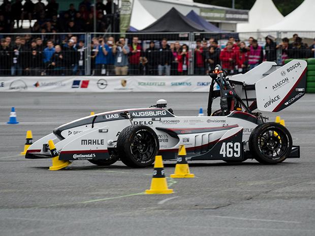 Formula Student: un nuevo banco de ensayos para tecnologías autónomas