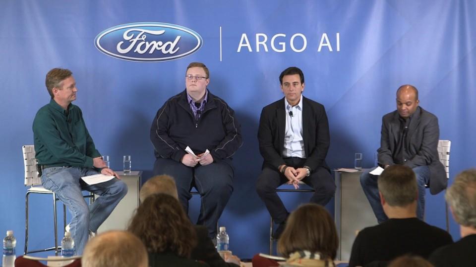 Así ve el futuro de la movilidad el Jim Hackett, CEO de Ford