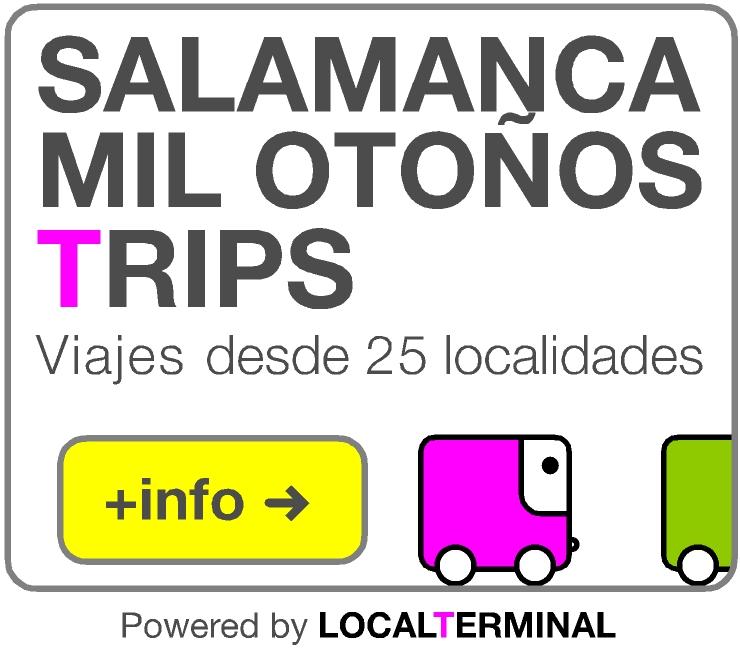 1000 otoños Salamanca Local Terminal