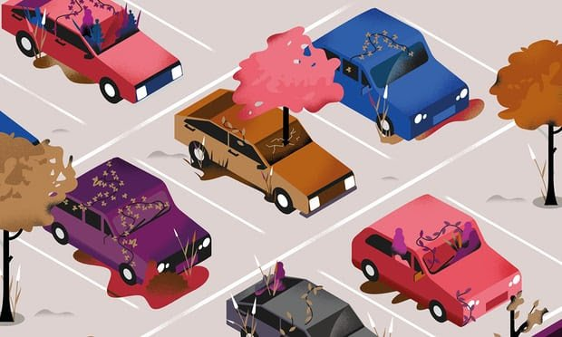De la era del automóvil a la era de la movilidad.