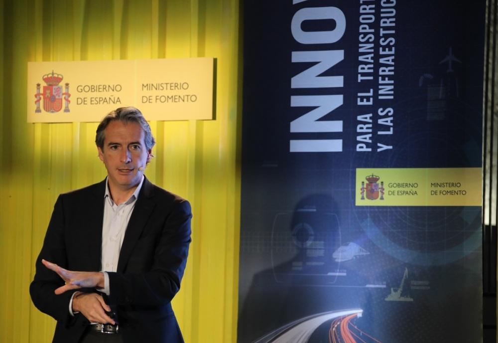 Fomento invertirá 50 millones hasta 2020 en transporte e infraestructuras
