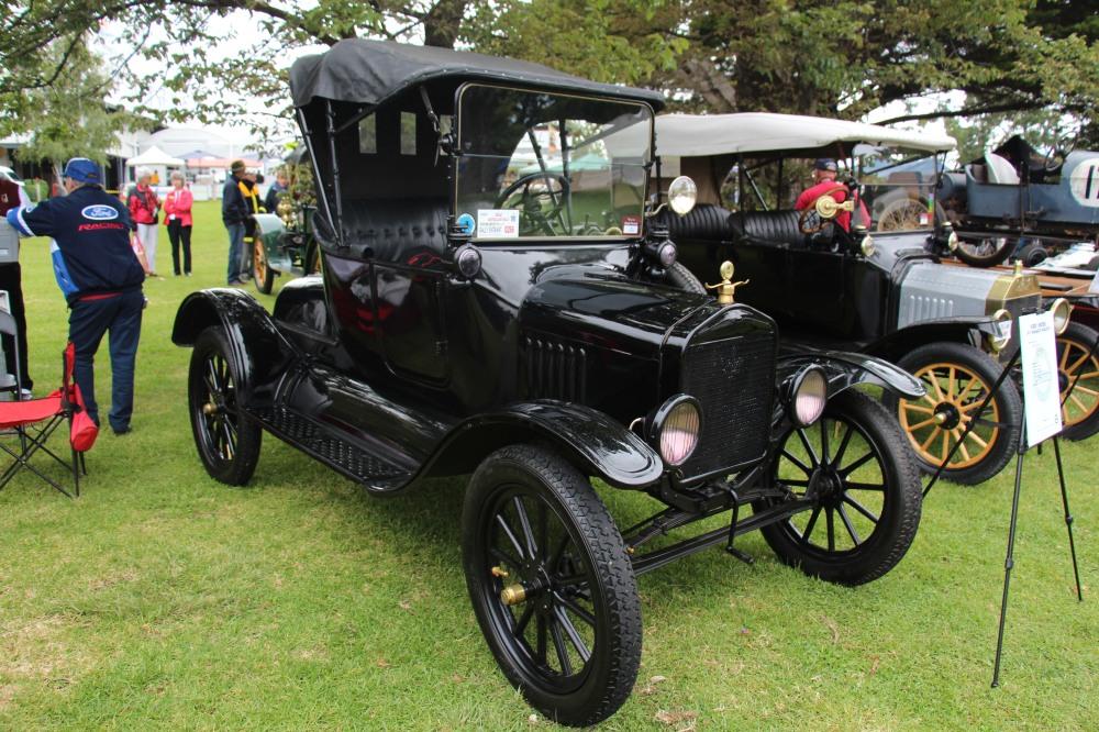 La historia del automóvil se repite. 4