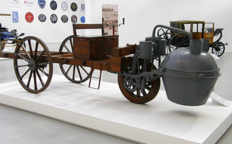 La historia del automóvil se repite. 3
