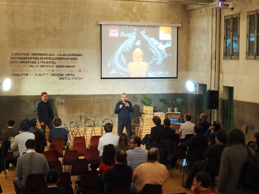 Madrid una puerta hacia la innovación y el emprendimiento en movilidad