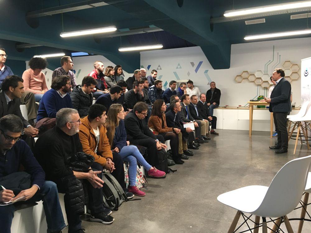 Evento HUB Ventures Sevilla