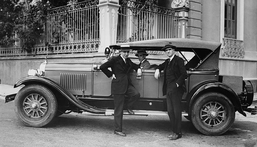 Tesla no fabrica coches 1