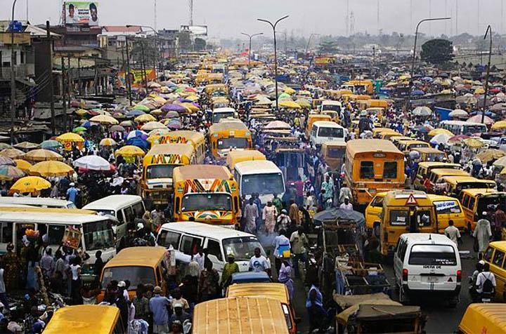 Los peores Si la movilidad cambia, las ciudades también.de tráfico 11