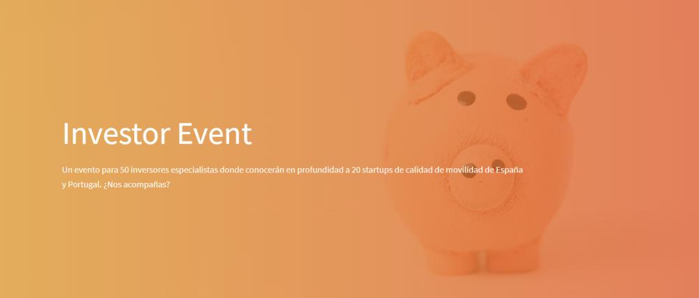 investor event