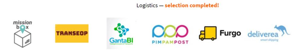 startups logistica
