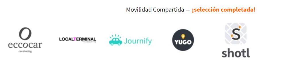 startups movilidad compartida