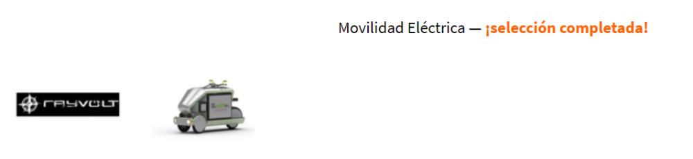startups movilidad electrica investor event