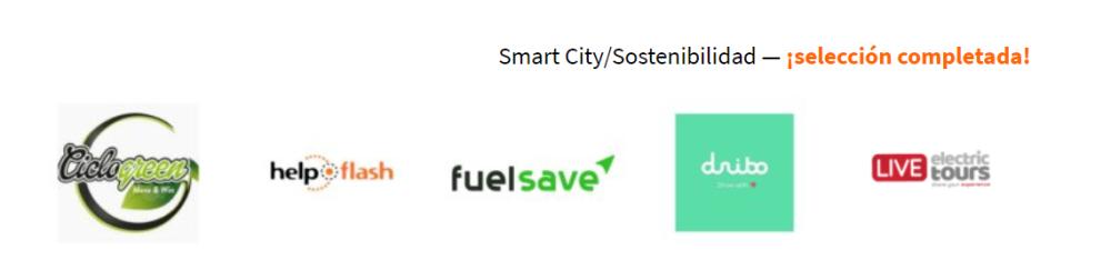 startups smart city investor event