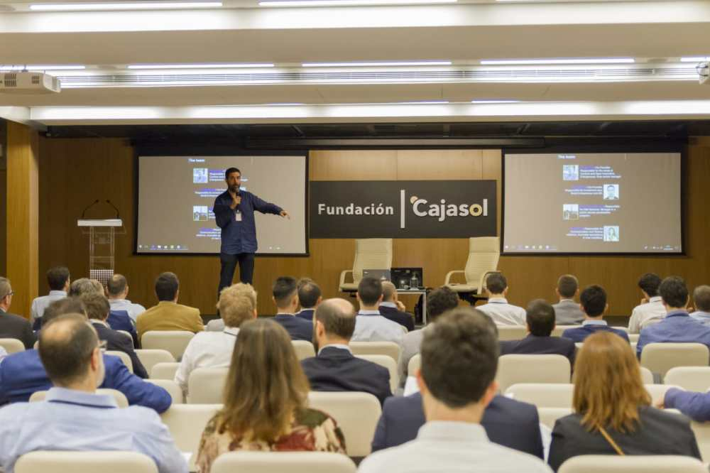 Investor Event 2018 HUB Movilidad Conectada