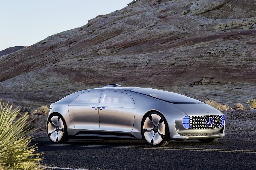 Prototipo autónomo de Daimler
