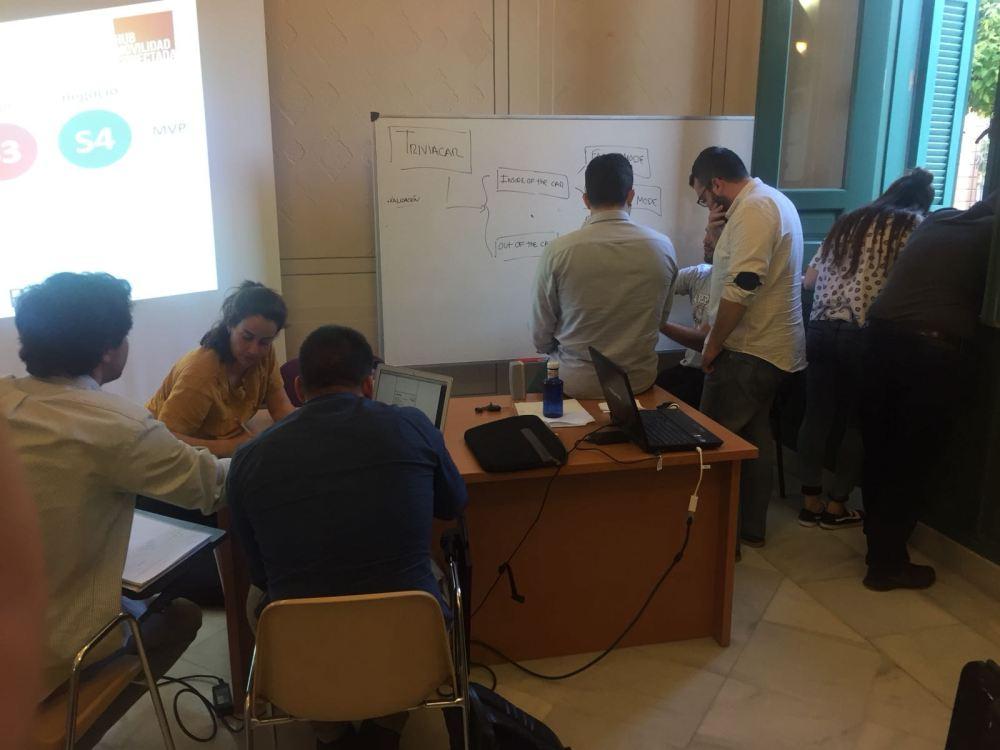 tercera sesion HUB Ventures