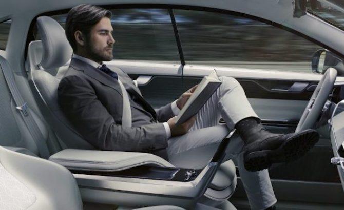 Volvo contra las lesiones de los pasajeros