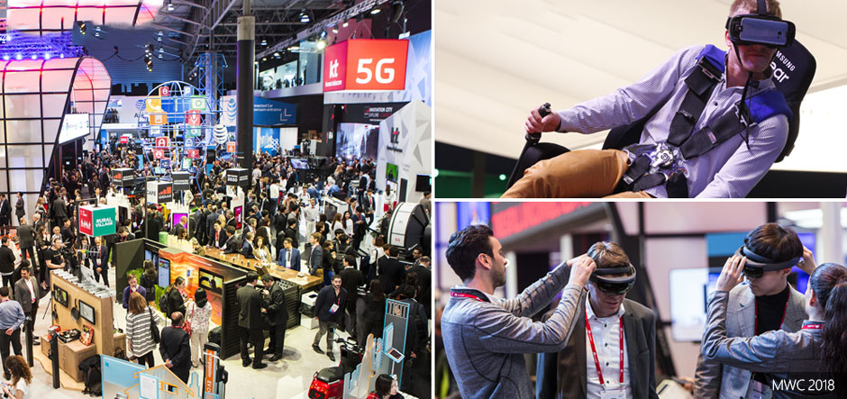 Mobile World Congress 2018 2