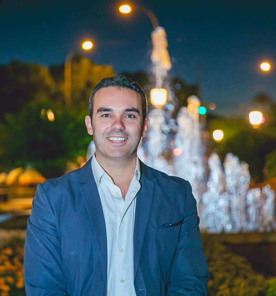 Jaime Ruiz Huescar- mobility expert
