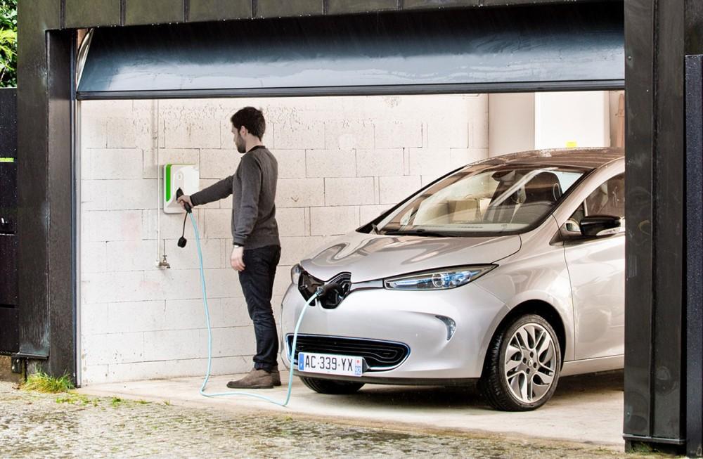 recarga vehiculos electricos