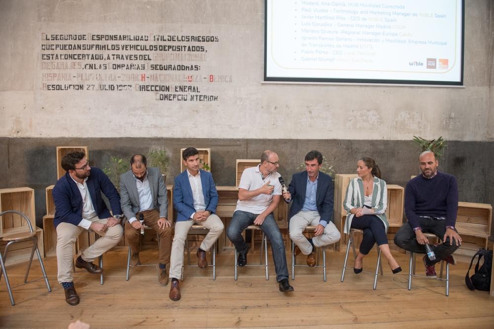 Madrid campo de pruebas para la movilidad compartida 3