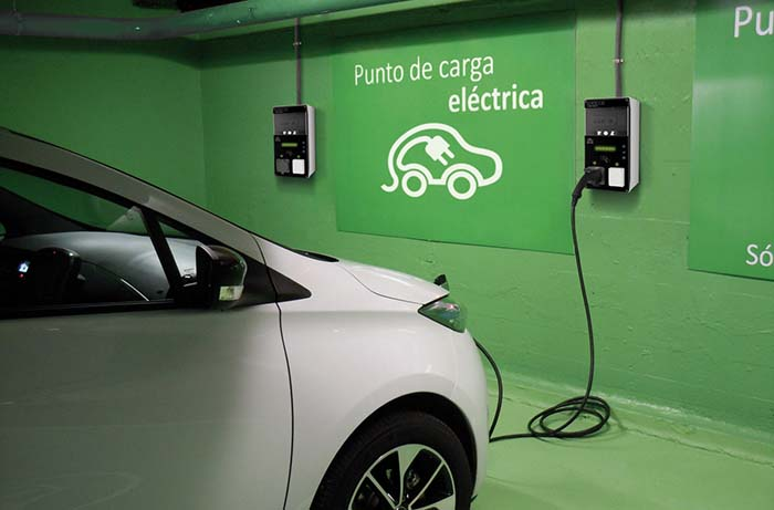 electric vehicles - Miguel Pantaleón