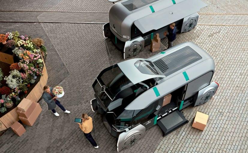 Renault nos muestra su visión autónoma para los servicios de reparto del futuro con su concept EZ-PRO