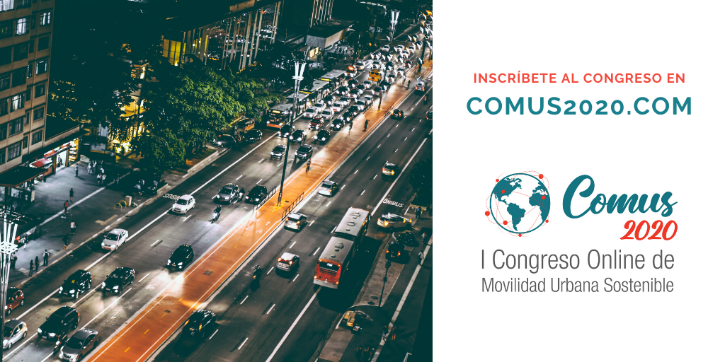 Connected Mobility Hub en Comus 2020